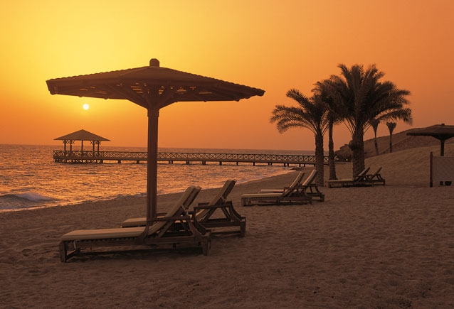 Sunrise on the Beach, Hurghada Red Sea