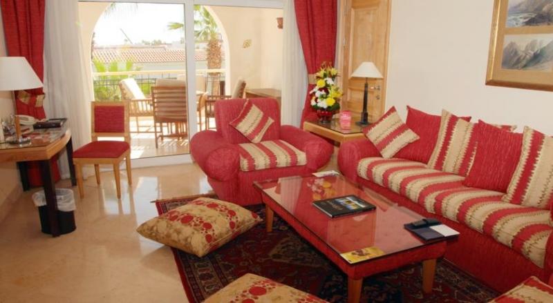 Savoy Sharm El Sheikh Living Area