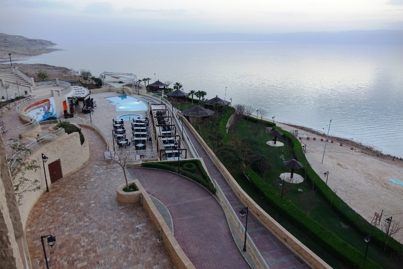 Dead Sea Tours from Aqaba Port