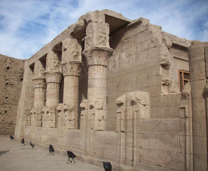 Tempio di Horus, Edfu