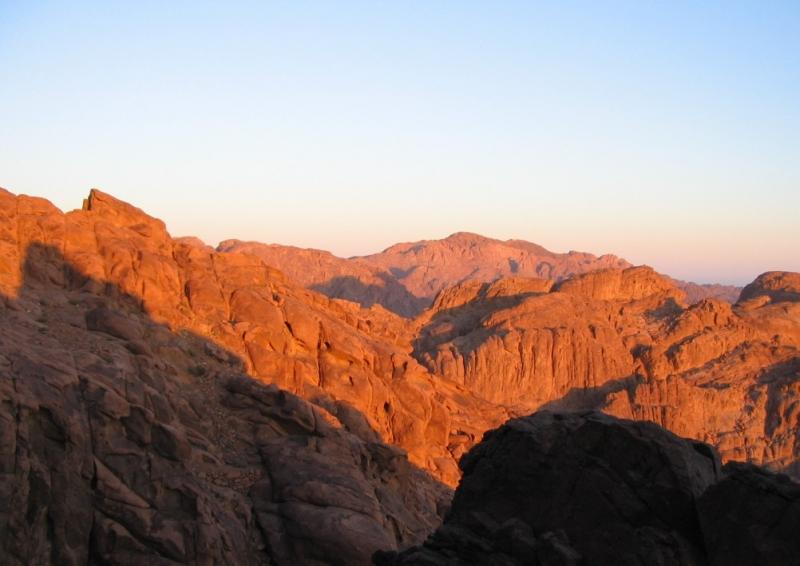 Monte Mosè del Sinai