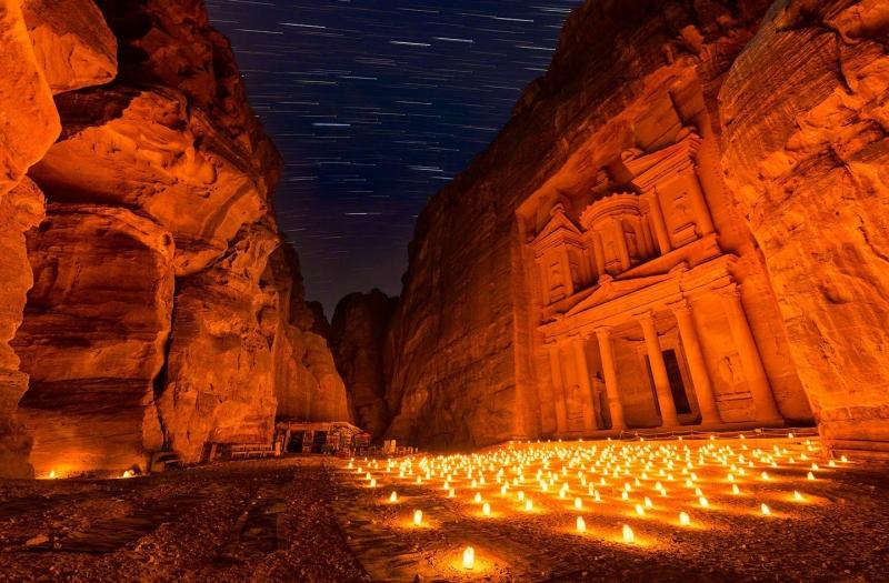 Escapada a Jordania