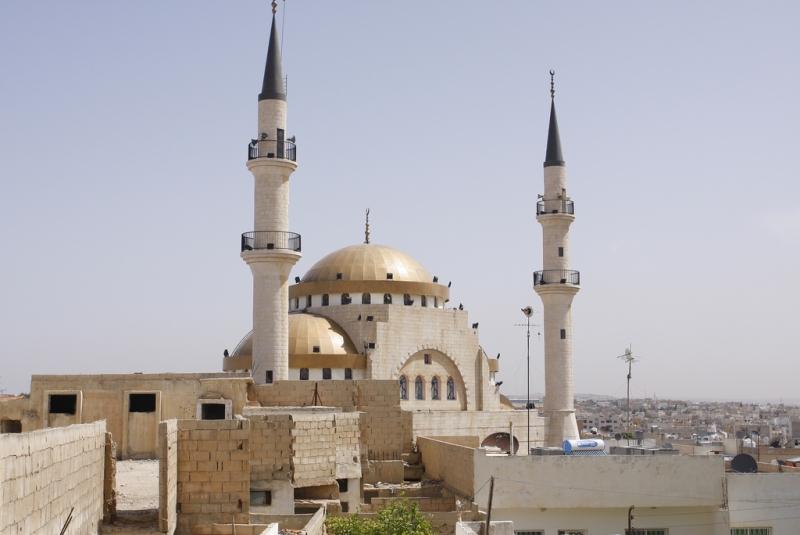 La Moschea di Gesù Cristo, Madaba