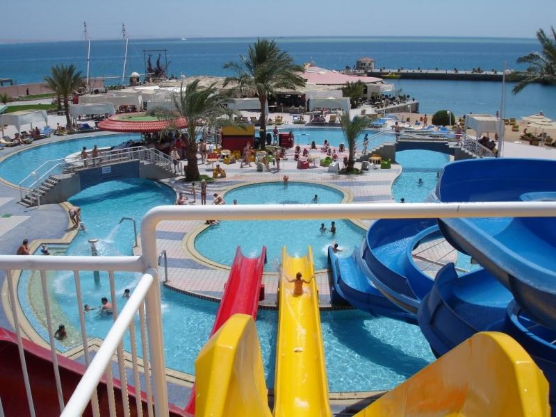 Sindbad Hurghada, Aqua Park