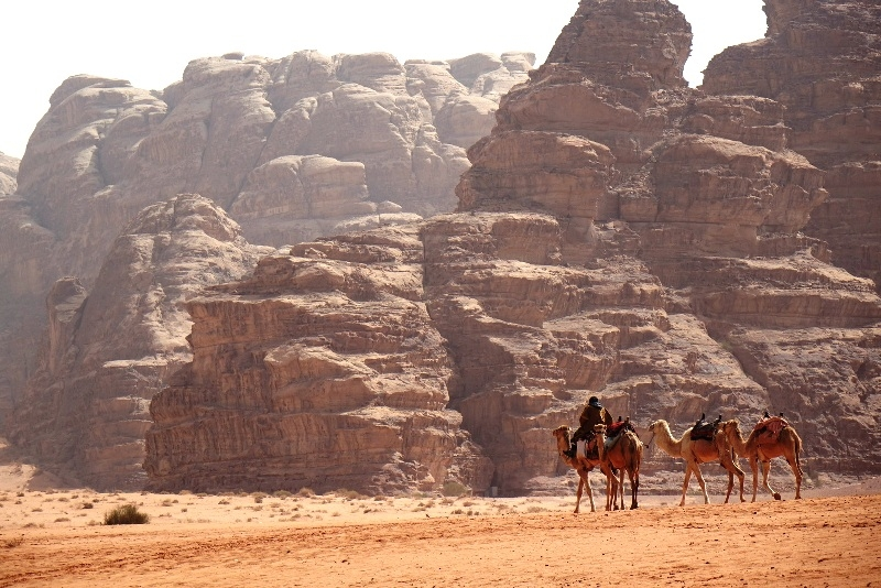 Wadi Rum Day Trip From Aqaba