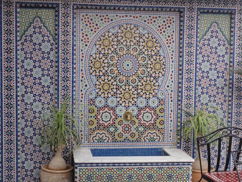 Fonte de Nejjarine - Fez