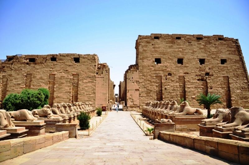 Egypt, The Nile & Red Sea