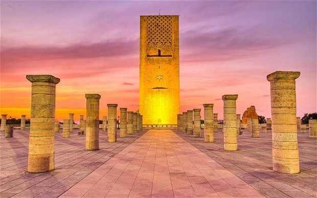 Día 2 : La Torre de Hassan, Rabat.