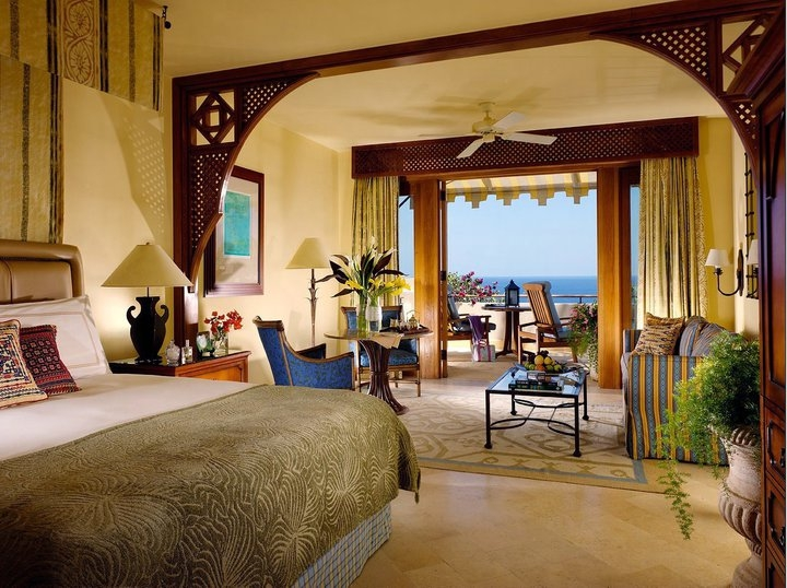Four Seasons Resort Luxury Room