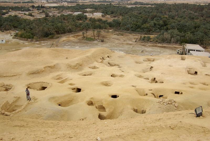 Mountain of the Dead, Eastern Desert