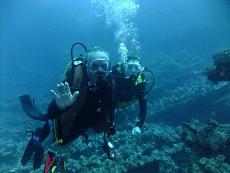 Intro Diving Hurghada