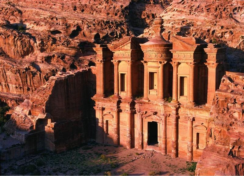 Monastère, el Deir, Petra