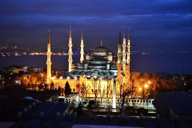 Pacote de viagem Istambul, Atenas e Ilhas Gregas