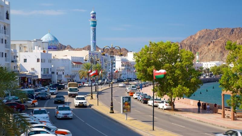 Muscat City