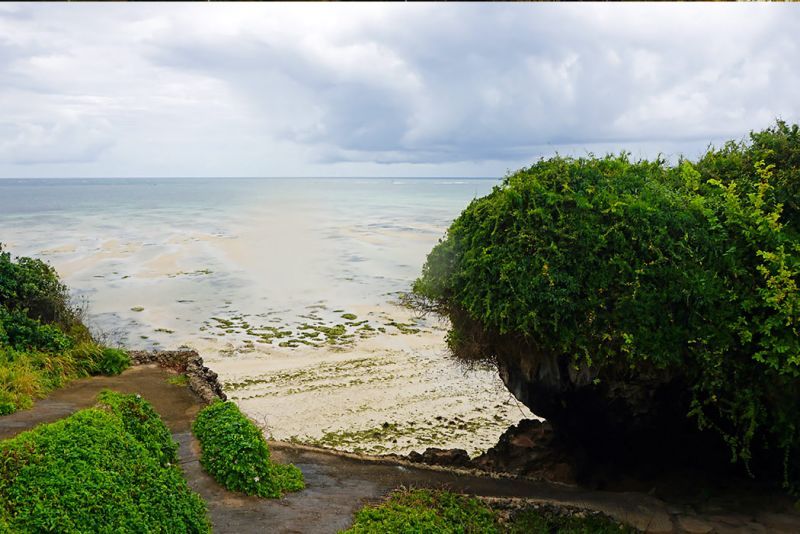 Discover The Nyali Beach