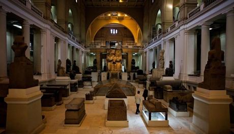 Passeio ao Museu, a Cidadela e ao Cairo velho