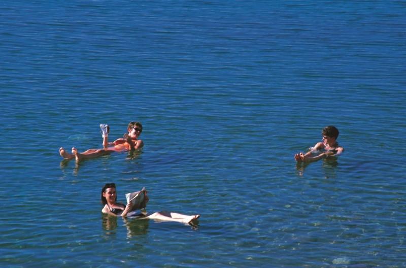 Das tote Meer