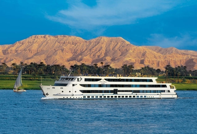 The Luxury Oberoi Zahra Nile Cruise
