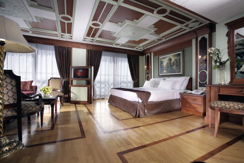 MS Sonesta St. George Nilschiff Suite