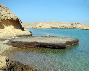 Coastal Erosion in Oman