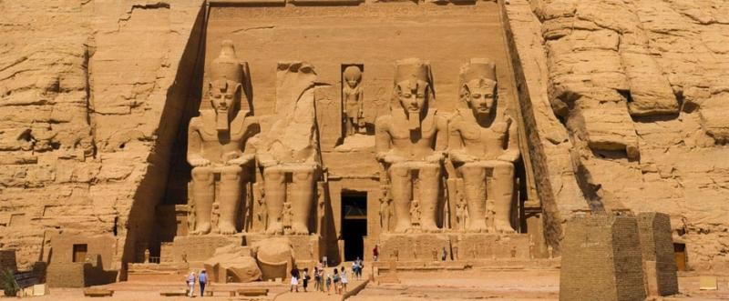 Templo de Abu Simbel, Abu Simbel