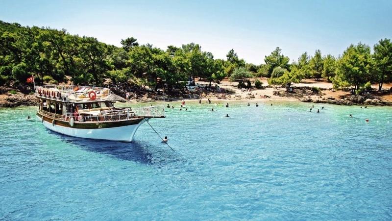 Marmaris Fethiye Gulet Cruise