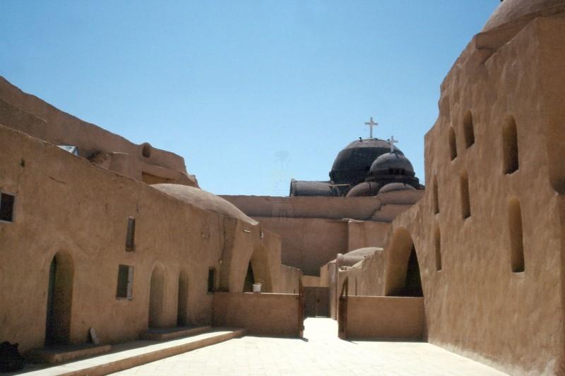 Monasteries of Wadi El-Natroun