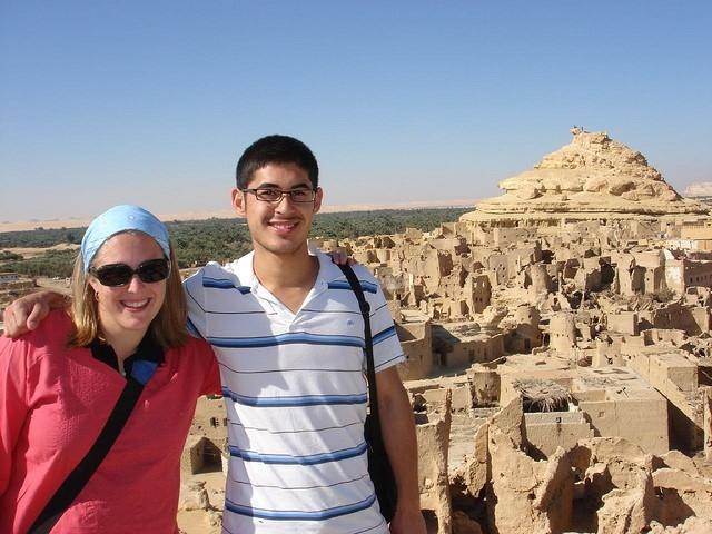 Mount of the Dead, Siwa Oasis