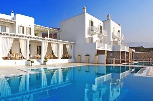 Harmony boutique hotel mykonos for Design boutique hotel mykonos