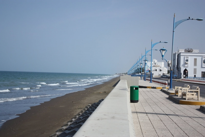 Sohar Corniche