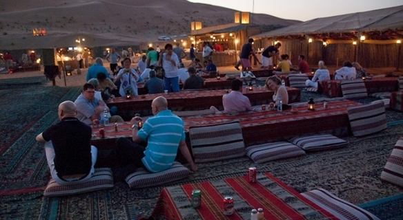 Barbeque Dinner in Bedouin Tent - Hurghada