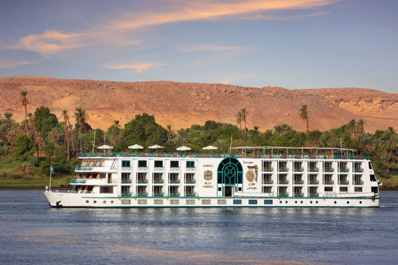 Luxor to Aswan Nile Cruise Tours from Luxor
