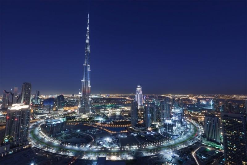 Visite De Burj Khalifa Et Burj Al Arab