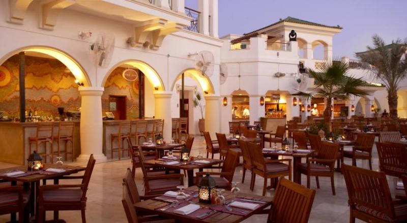 Hyatt Regency Resort outdoor Dining