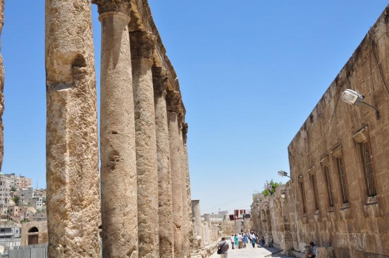 Roman Forum, Amman
