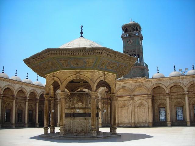Mosquée de Mohamed Ali