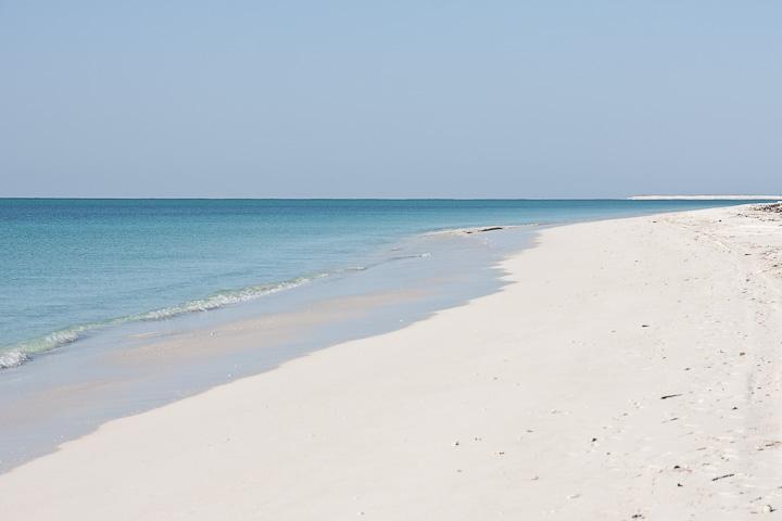 Barr Al Hikman (Al Hikman Peninsula) of Oman