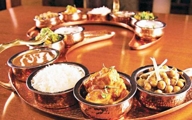 Top 10 Restaurants of India