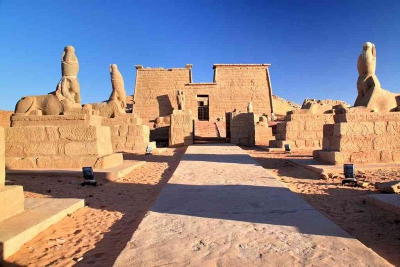 Temple de Wadi el Seboua