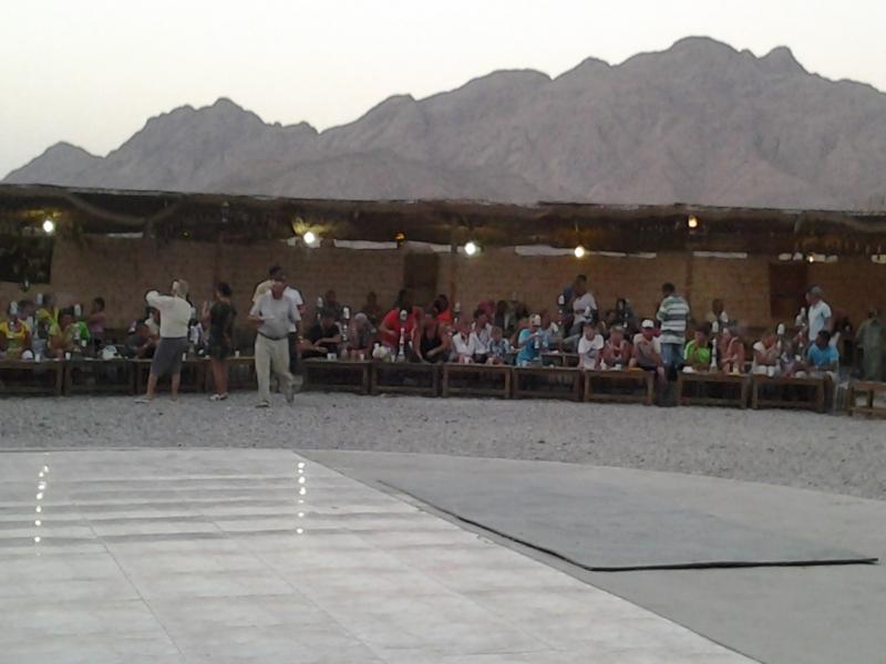 Bedouin Show area, Marsa Alam