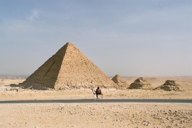 Piramide di Micerino, Giza