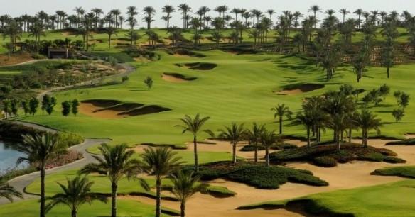 Katameya Heights Golf  court - Cairo
