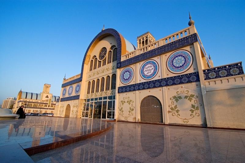Blue Souk a Sharjah