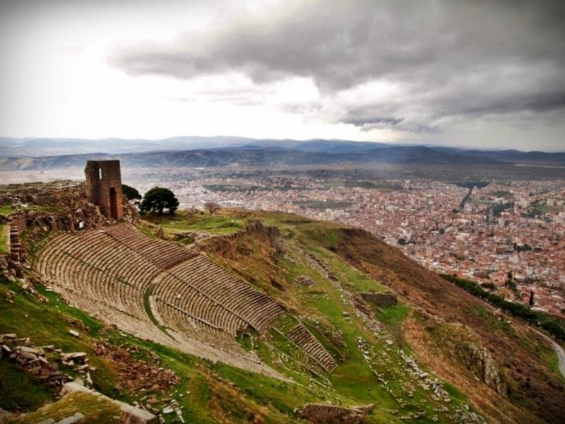 El Teatro de Pergamum