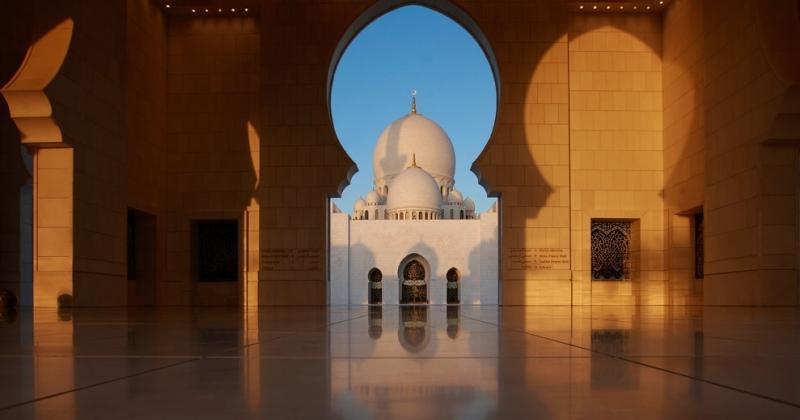 Mesquita de Sheikh Zayed, Abu Dhabi