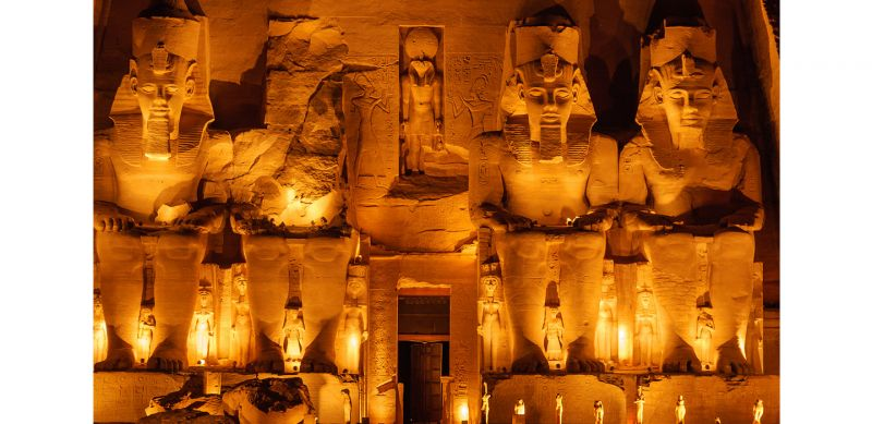 Abu Simbel: Tempel von Abu Simbel