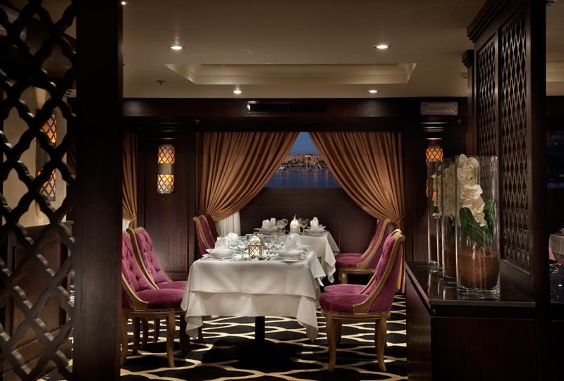 Nile Cruise Restaurant