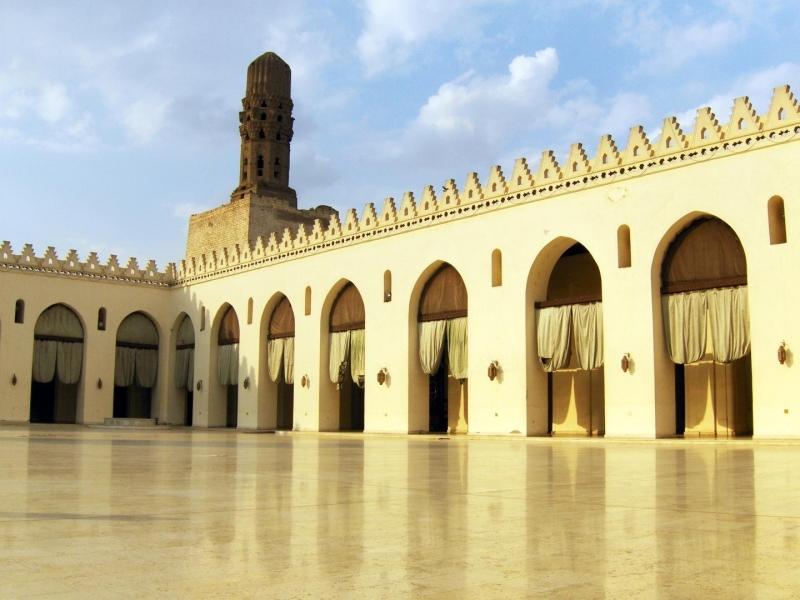 La Moschea di Al Hakim