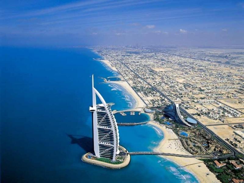 Silvesterreise Dubai