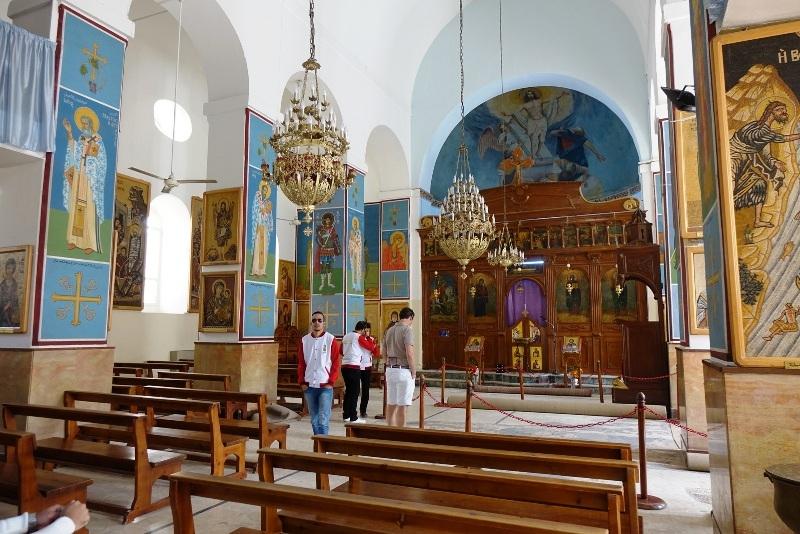 Madaba Church.